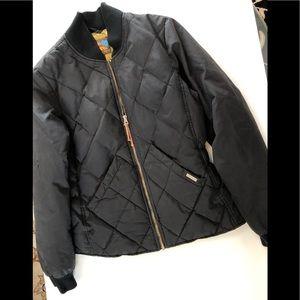 Eddie Bauer Women's Skyline Down Jacket. Large,GUC